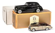 PAIR inc Franklin Mint 1/18th scale 1955 Bentley