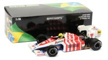 QTY inc Minichamps Ayrton Senna Racing Car