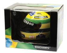Minichamps Ayrton Senna Racing Car Collection