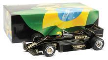 Minichamps Ayrton Senna Racing Car Collection LE
