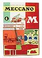 Meccano Outfit 4 circa 1960's in original