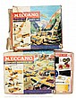 PAIR inc Meccano 2 x 1960's Sets: Airport