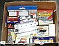 GRP inc Corgi boxed Bus and Tram with 2 x Sets