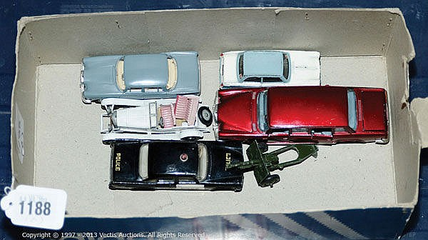 GRP inc Dinky, Gama, Matchbox unboxed No.128