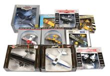 GRP inc Aircraft Models - 2 x Union Models GB