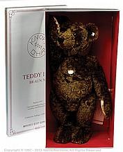 Steiff 1907 replica Teddy Bear, 1993, white tag