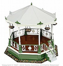 Under Two Flags (or similar maker) - Bandstand