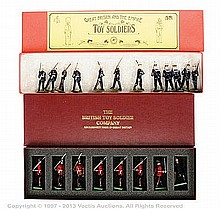 PAIR inc The British Toy Soldier Company - Foot