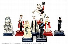 Trophy Miniatures - from Royal Wedding of Prince