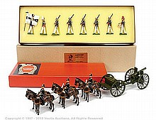 GRP inc Sarum Soldiers, Prussian Footguards
