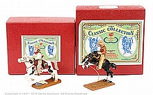 Trophy Miniatures - Wild West Series, Set WW1