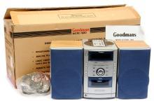 A Goodmans Micro 1680 High Performance Micro