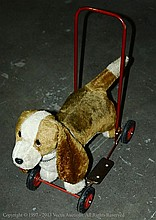 Deans Child's Play Toys Limited Pullalong Dog