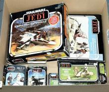 GRP inc Palitoy General Mills Star Wars Return