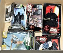 GRP inc Hasbro Kenner Star Wars : (1) Action