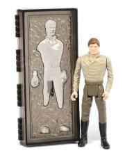 Palitoy Kenner Star Wars Han Solo in Carbonite