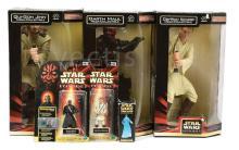 GRP inc Star Wars Episode I toys: (1) - (3)