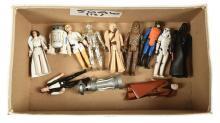GRP inc Palitoy Kenner Star Wars twelve