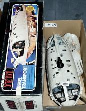 Palitoy Star Wars ROTJ vintage Rebel Transport
