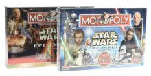 PAIR inc Hasbro Star Wars Monopoly pair