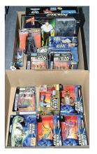 GRP inc Star Wars toys: (1) Galoob Micro