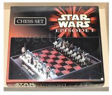 Hasbro Star Wars Episode I Chess Set, Mint