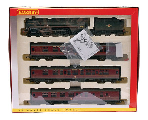 Hornby (China) OO Gauge R2329M Thames-Clyde
