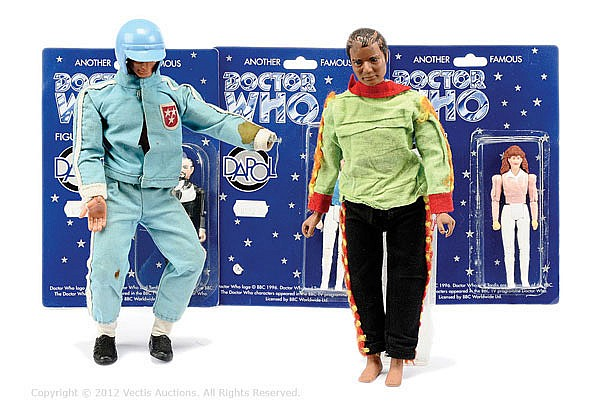 GRP Dapol Dr. Who 4
