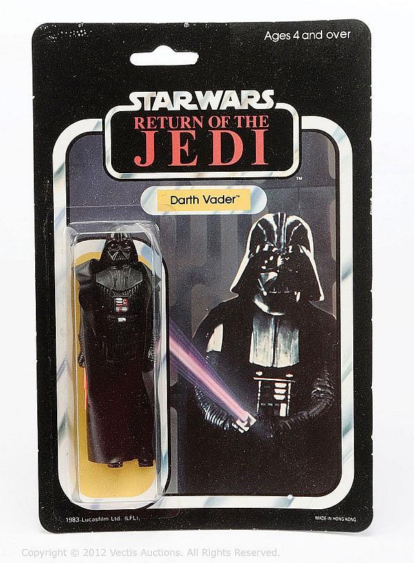 Palitoy/General Mills Star Wars Return Jedi