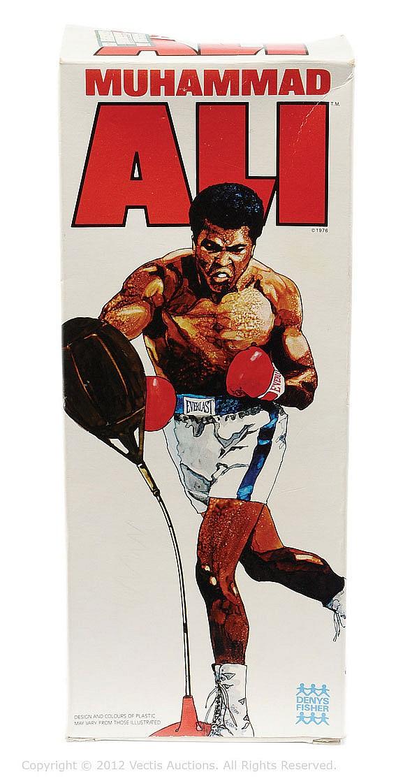 Denys Fisher Mego Muhammad Ali 10