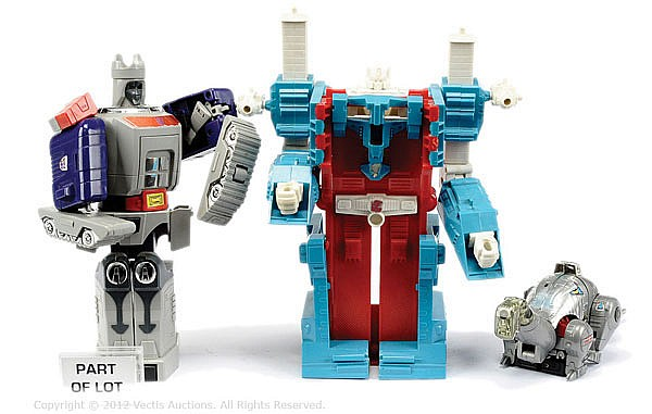 QTY Hasbro Generation 1 Series 3 Ultra Magnus