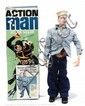 Palitoy Vintage Action Man Action Sailor, brown