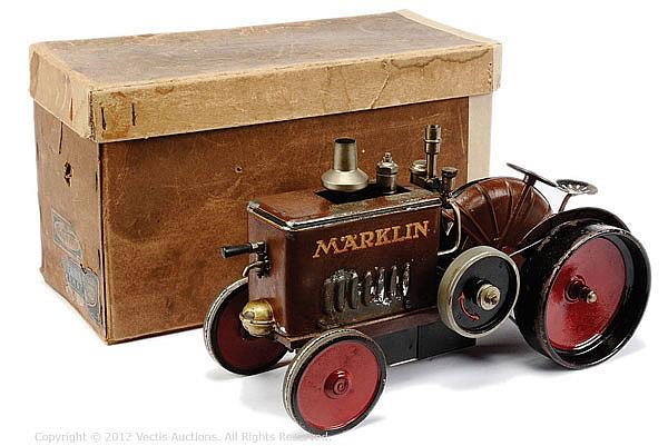 Marklin (Germany) Live Steam Field Tractor