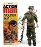 Palitoy Vintage Action Man Soldier, Eagle Eyes