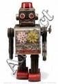 Horikawa Gear Robot - circa 1960's, scarce