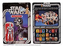 Palitoy Star Wars Death Star Droid 3 3/4