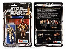 Palitoy Star Wars See-Threepio (C-3PO) 3 3/4