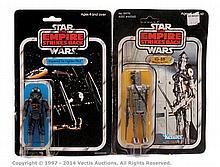 PAIR inc Palitoy/General Mills Star Wars