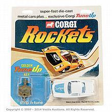 Corgi Rockets