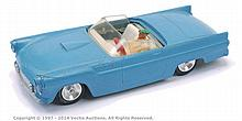 Solido Ford Thunderbird Cabriolet - blue body