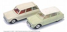 PAIR inc Solido Citroen Ami 6 - 4 door Saloon