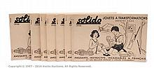 GRP inc Solido 1935 Re-issue Copy Catalogue
