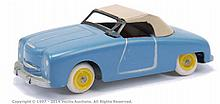 CIJ No.3/5 Panhard Dyna Junior - blue, silver