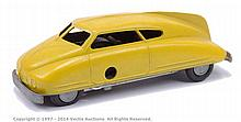 Studebaker No.79 Tatra - yellow body, bare metal