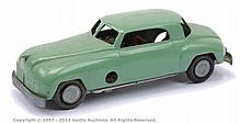 Solido No.76 Chevrolet Coupe - green, light grey