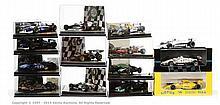 GRP inc Quartzo and Onyx Racing Cars Cooper