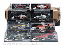 GRP inc Minichamps Classic Formula 1 Racing Cars