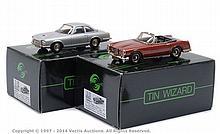 PAIR inc Tin Wizard No.EN001 Bertone V8 Saloon