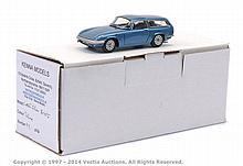 Kenna Models Lotus Elan Estate Car - metallic