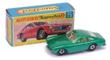 The Northamptonshire Matchbox Superfast Collection